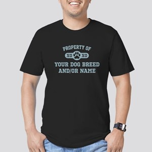 Lt Property of [Your Dog Breed] T-Shirt